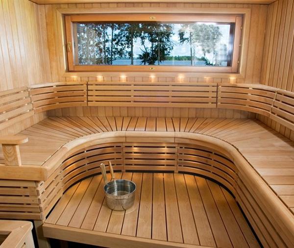 Fir Heaters For Sauna