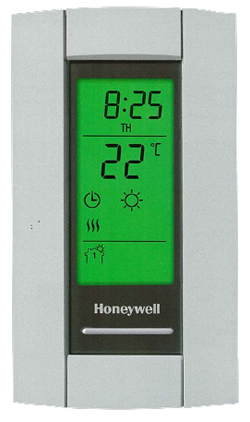 Honeywell Line Voltage Pro 7 Day Programmable Thermostat Controller